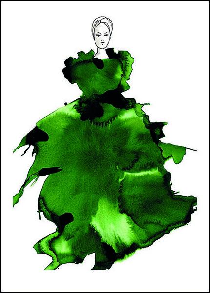 """Poster """"Jade"""""""