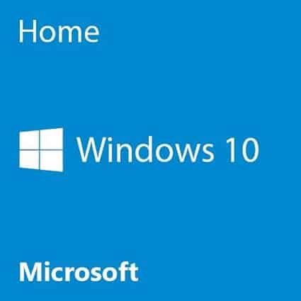 Windows 10 Home Retail 64 bit