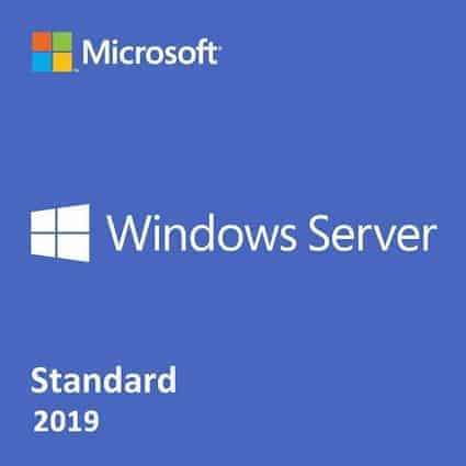 WINDOWS SERVER 2019 STANDARD 32/64-BIT