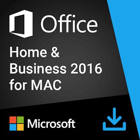Microsoft Office H&S 2019 (MAC)
