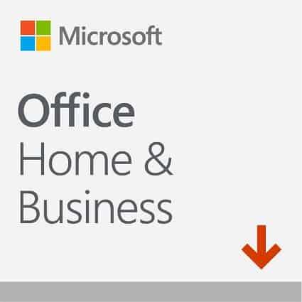 Microsoft Office H&B 2019
