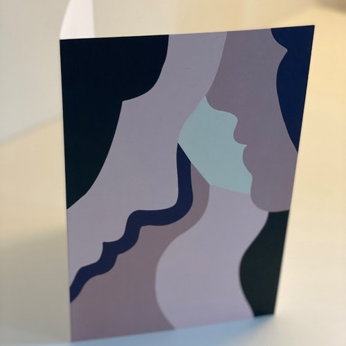 "Card: ""Darling come closer""_No_Emblem 13X18cm"