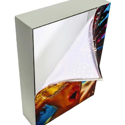 Ljuslåda OSBY-Lightbox 80 enkelsidig