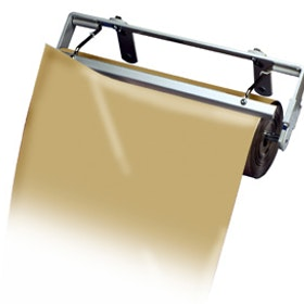 Rullhållare standard vit 20-100 cm