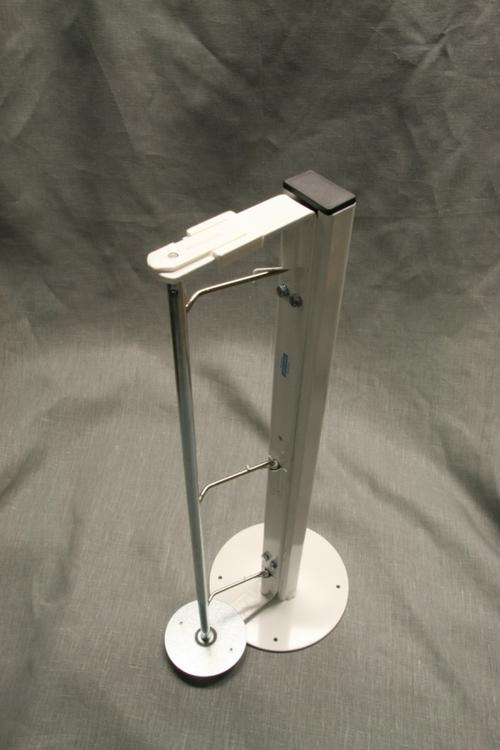 Bordsstativ för papper 60 - 80 cm