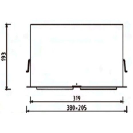 TAKSPOTLIGHT Z2 56w - BOX 2 X 2850 LM