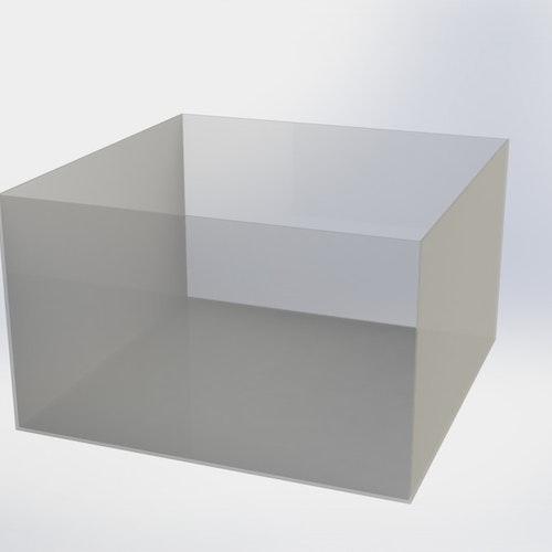 Skyltpodie SUCCE - Akrylbox
