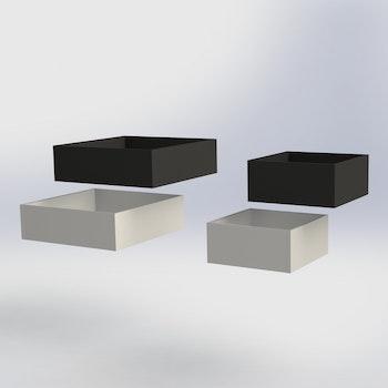 Skyltpodie SUCCE - Stapelram 40+60 cm