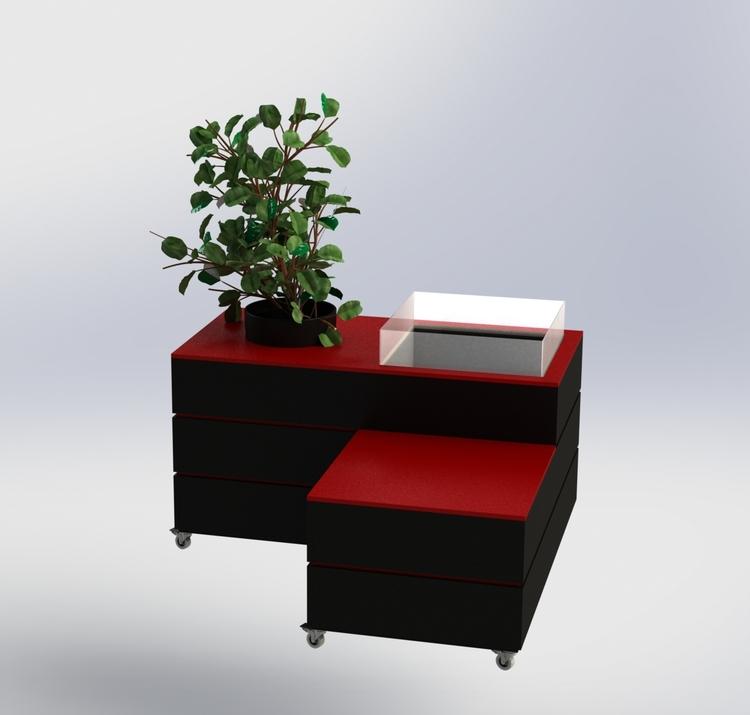 Svart-Röd