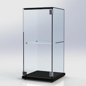 Glasmonter SUCCE 40 - Svart - Glastopp