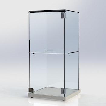 Glasmonter SUCCE 40 - vit - Glastopp