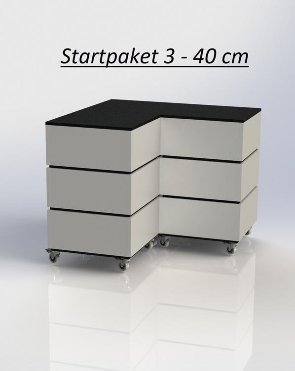 SUCCE 40 - Startpaket 3