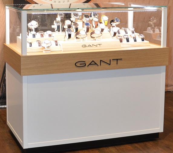 Glasdiskar Gant