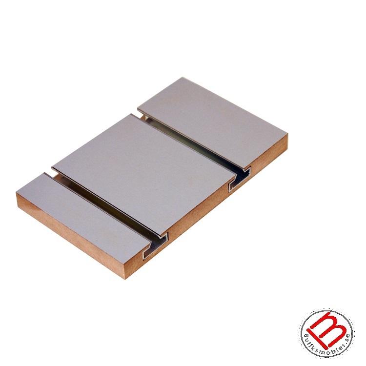 Aluminium list 1200 mm för panel