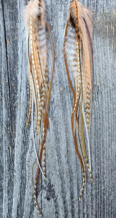 Long Feather Earrings #2014