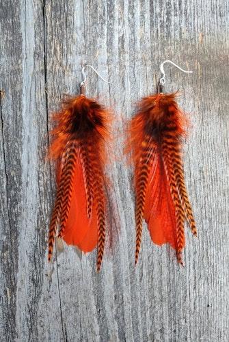 Fjäderörhängen Par #2002