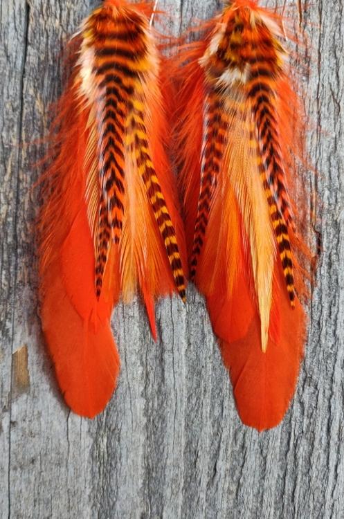 Fjäderörhängen Par #2013