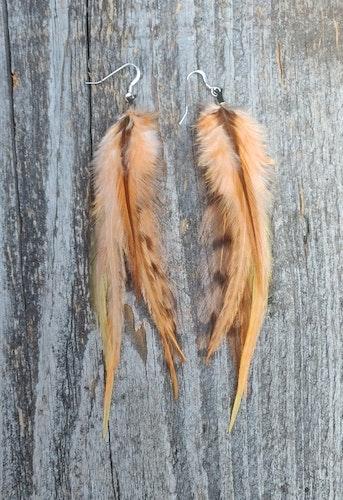 Fjäderörhängen Par #2003