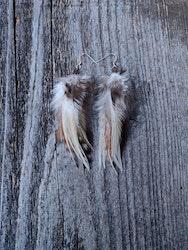 Fjäderörhängen Par #2028
