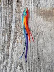 Long Single Feather Earring #2114