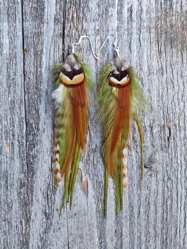 Fjäderörhängen Par #2007