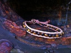 Tiger Eye Wrap Bracelet
