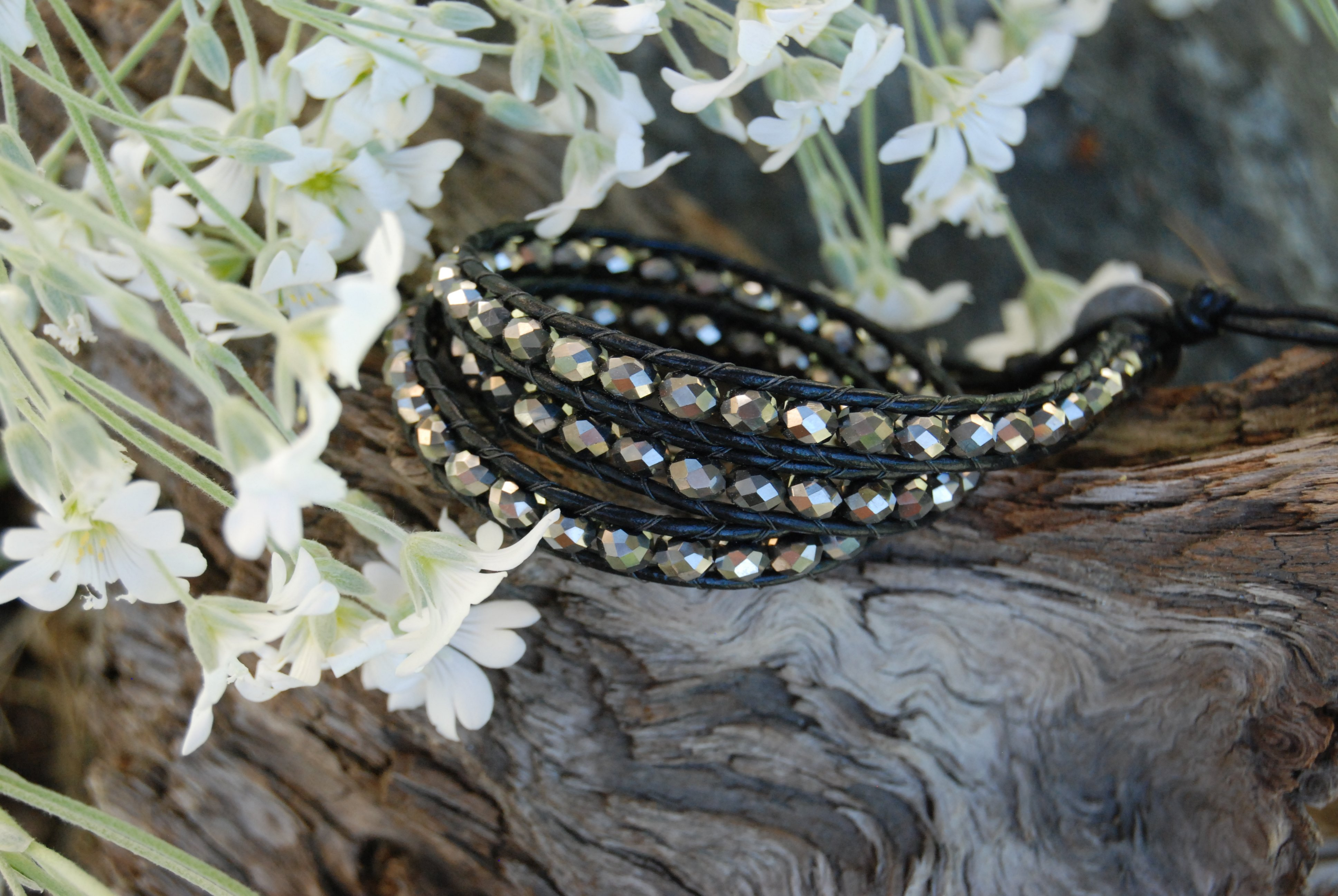 Nile Wrap Bracelet