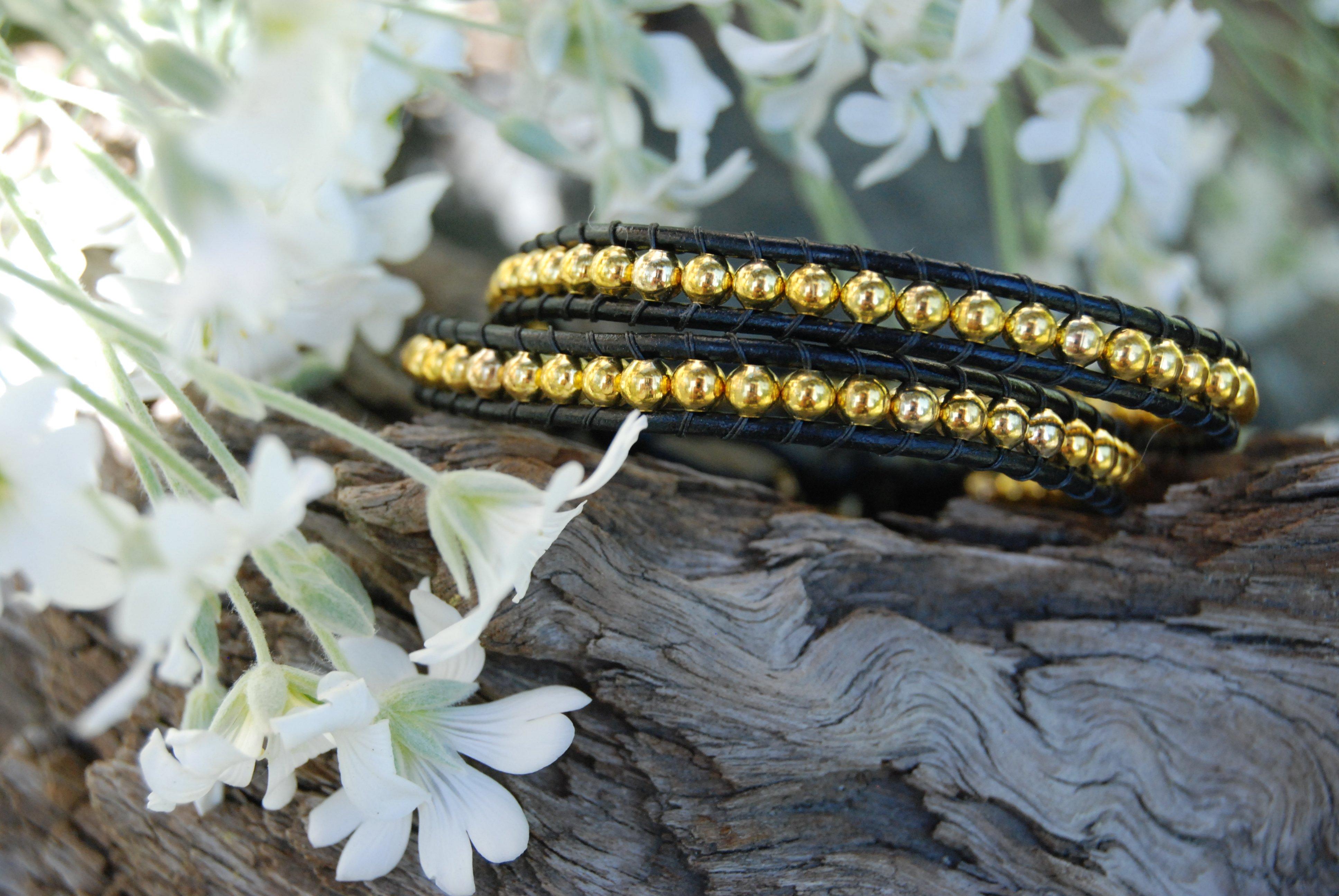 Mekong Wrap Bracelet