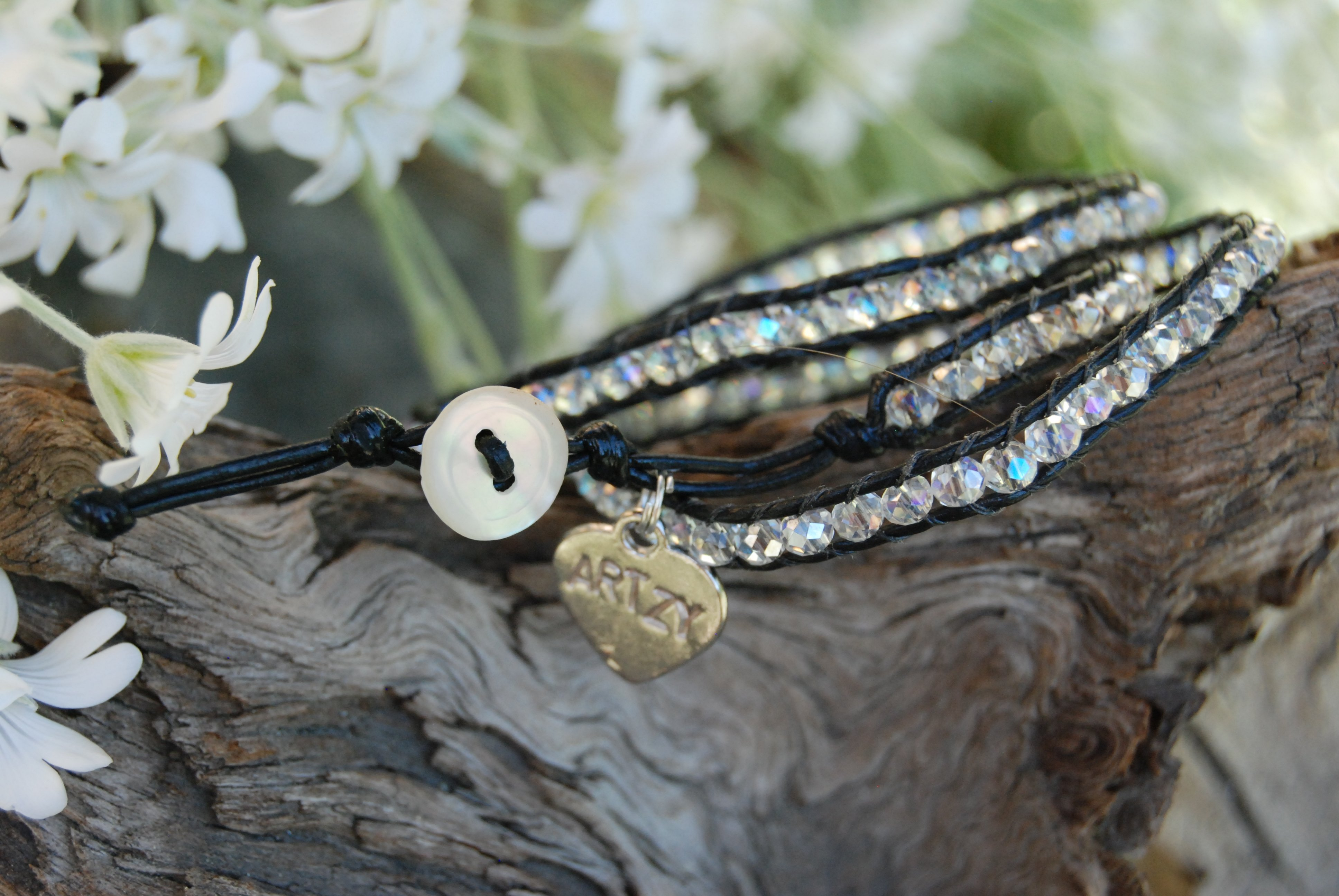 Mackenzie Wrap Bracelet