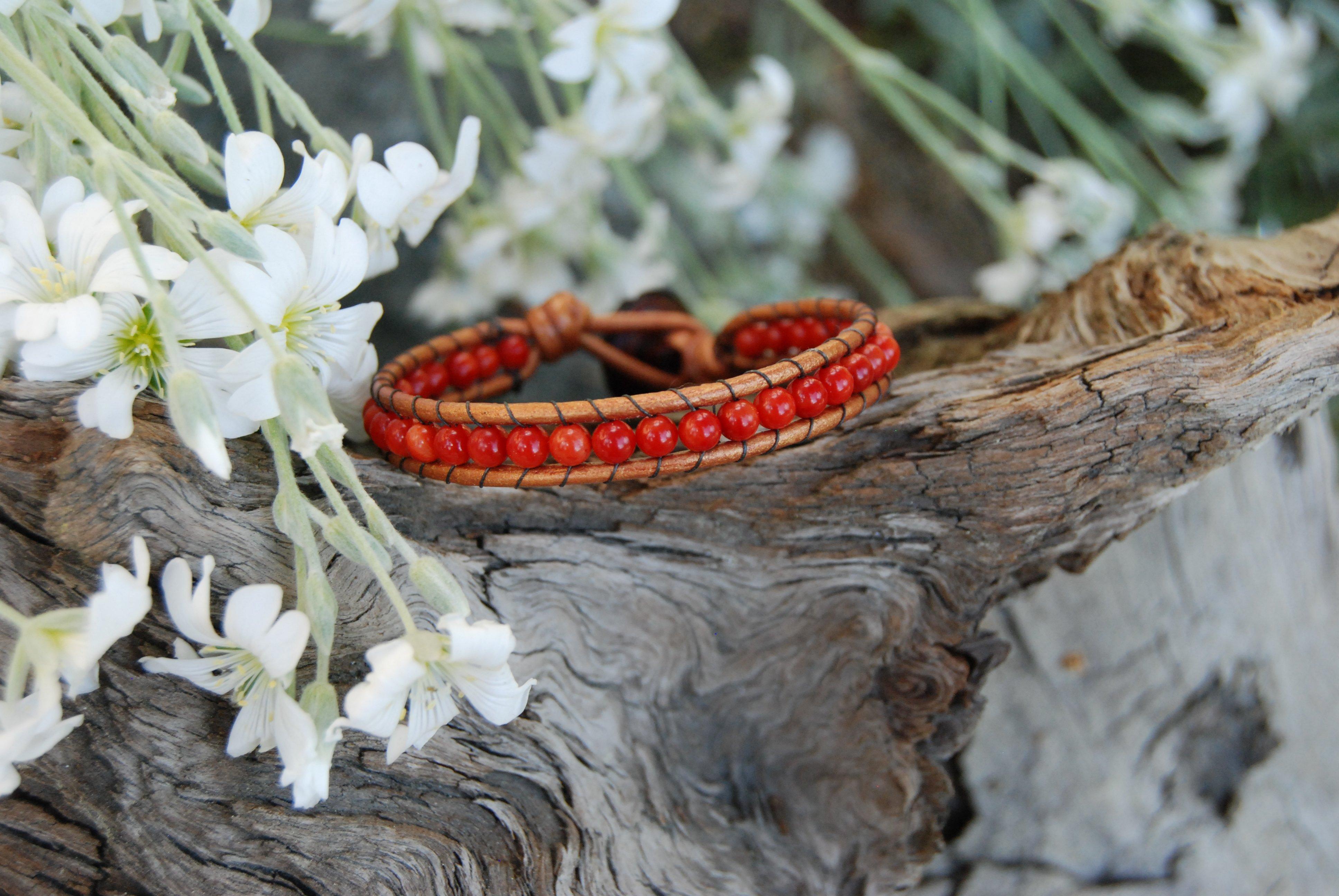 Root Wrap Bracelet