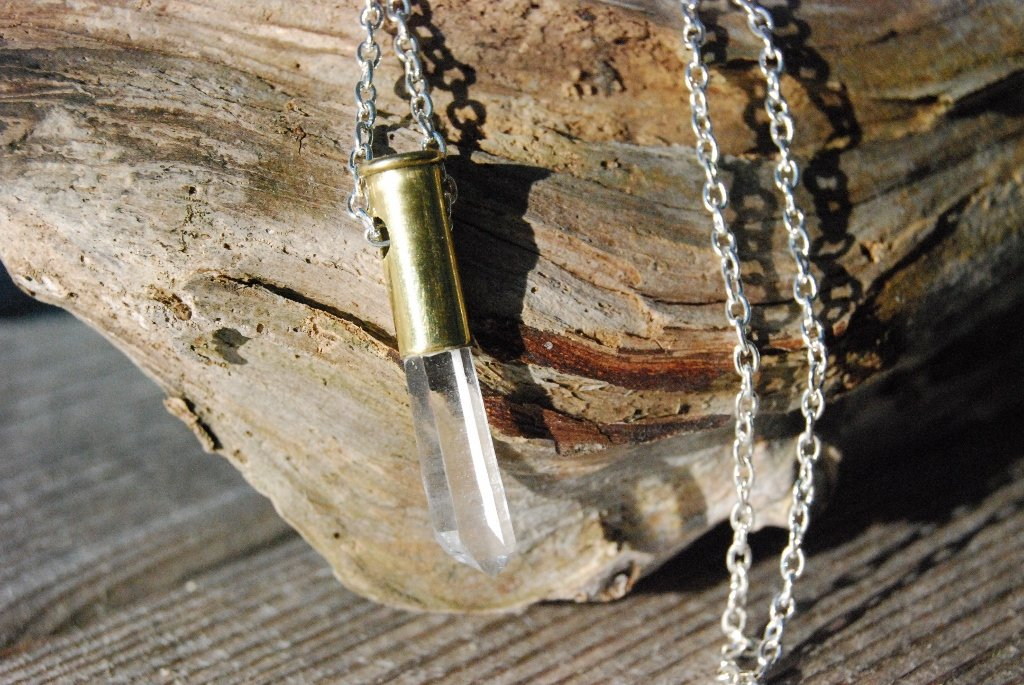 Crystal bullet Nr 4