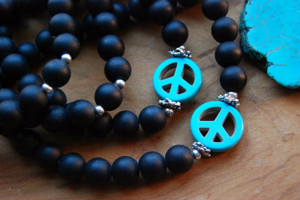 Necklace Peace