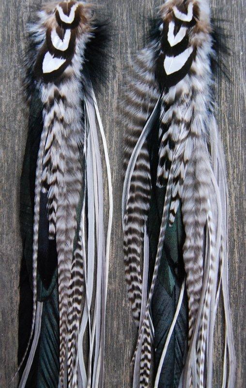 Festival Feather Earrings