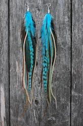 Vaycay Feather earrings