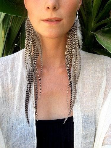 Favorite Feather Earrings