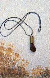 Jaspis/Hematite Crystal Bullet #1
