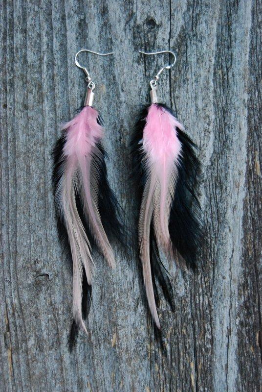 Missy Feather Earrings