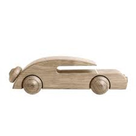 """Kay Bojesen """"Automobil Sedan obehandlad"""