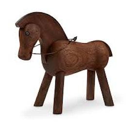 """Kay Bojesen """"Häst"""" i valnöt"""