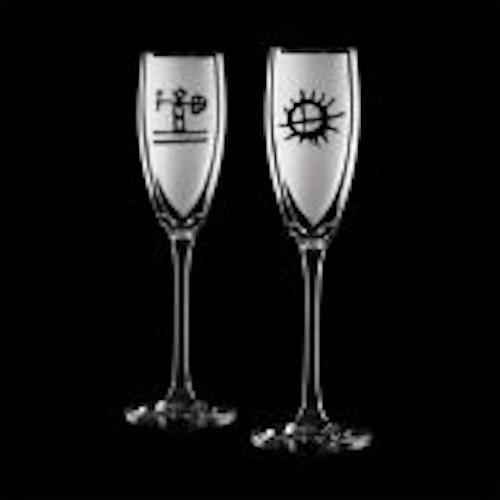 Niklas Orginella champagne 2-pack serie Frost