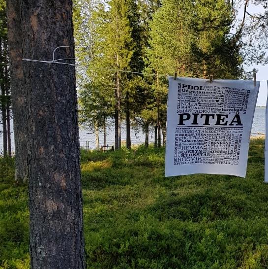 Handduk PITEÅ