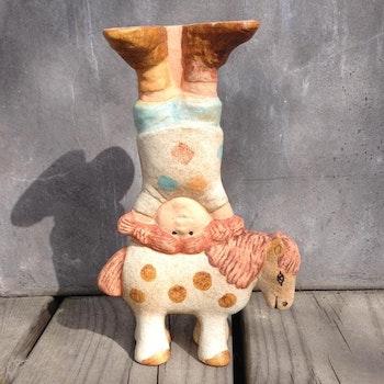 Lisa Larson, Pippi med häst