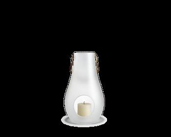 Holmegaard ljuslykta; Design With Light 16 cm