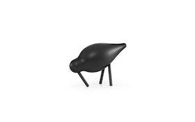 Shorebird svart, liten