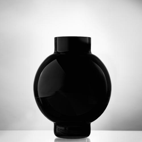 SKRUFS GLASBRUK-TOKYO-SVART-150 mm