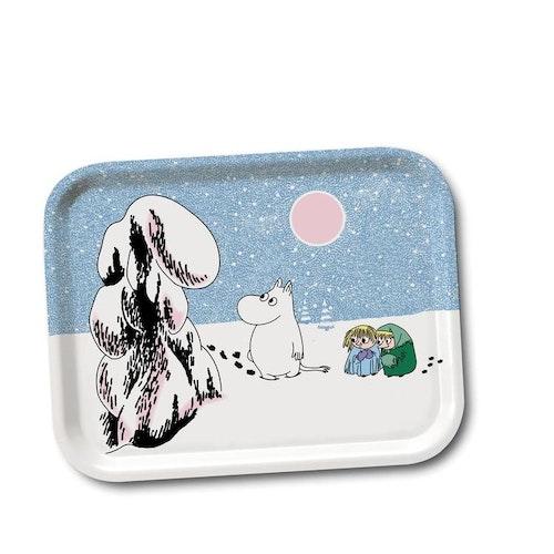 MUMINBRICKA-MOOMIN DEEP SNOW-27*20