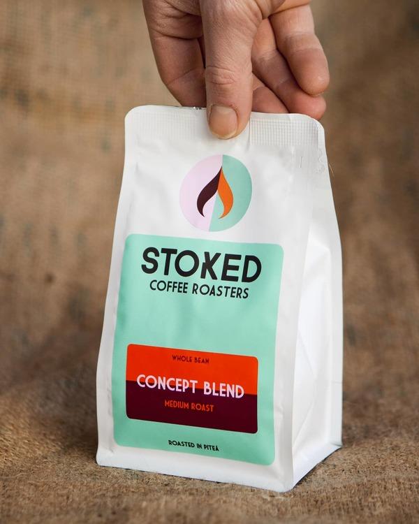 STOKED CONCEPT BLEND-250 gram