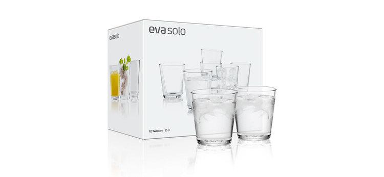EVA SOLO GLAS 25 CL 12-PACK