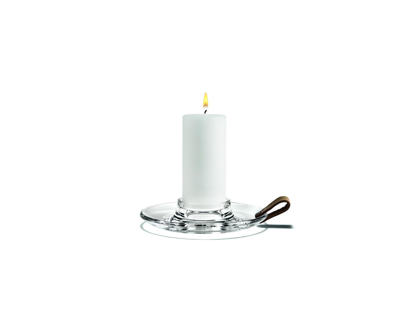 Holmegaard kammarljusstake för gilleljus 17 cm