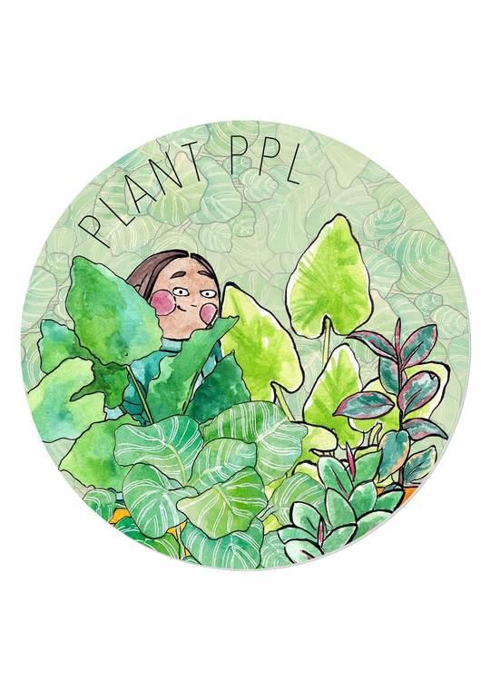 Sticker Plant PPL